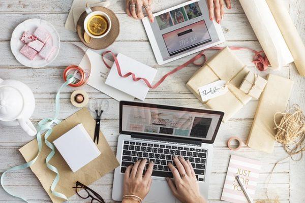 Les tendances graphiques de design web en 2018