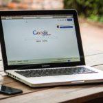 Navigation sur Google